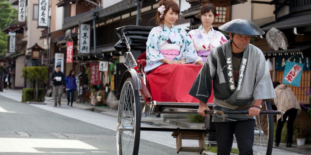 Takayama Tourist Rickshaws