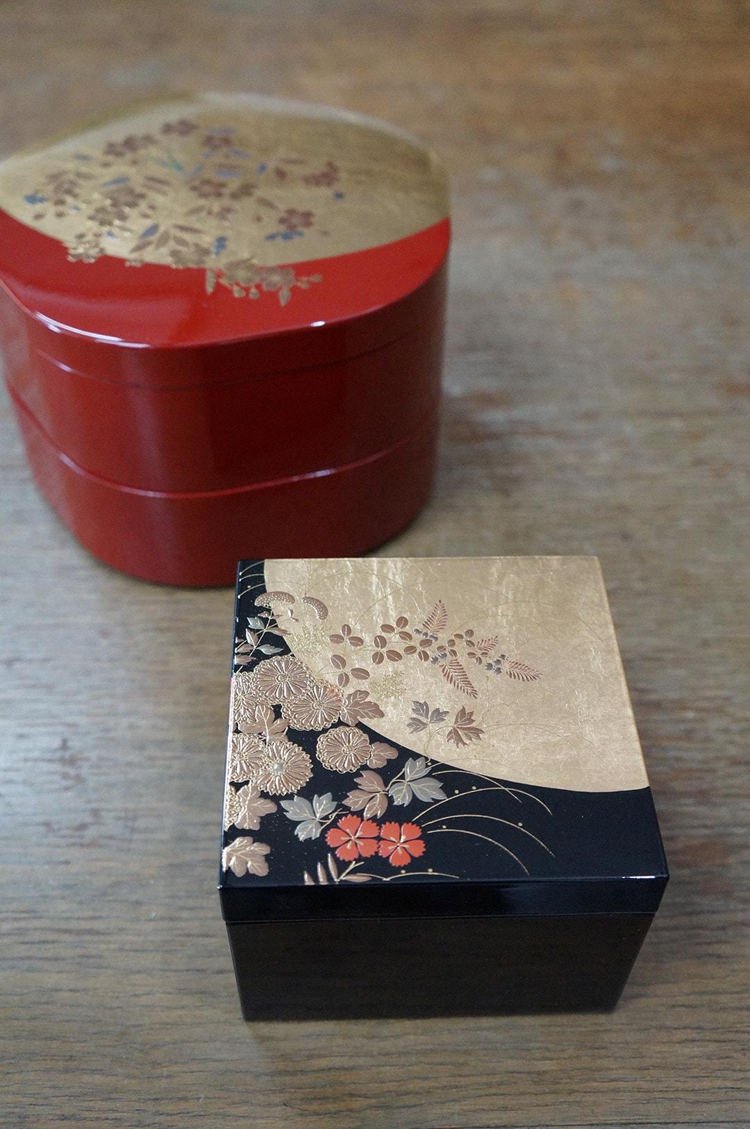 日本食に欠かせない漆器が見つかる 西山漆器店