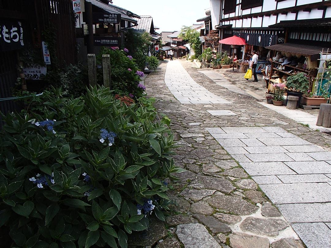 馬籠宿(岐阜)