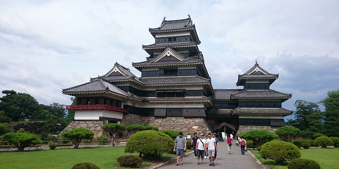Top Five Preserved Castles of Japan
