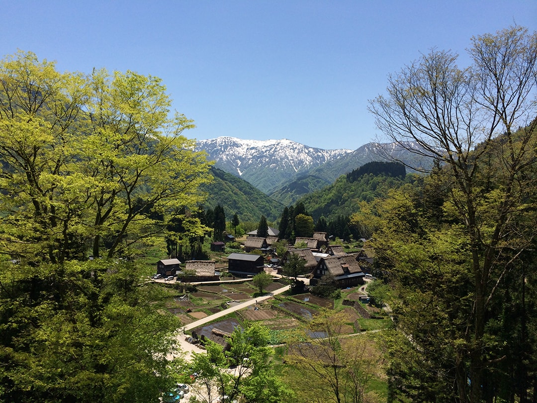 五箇山(富山県)