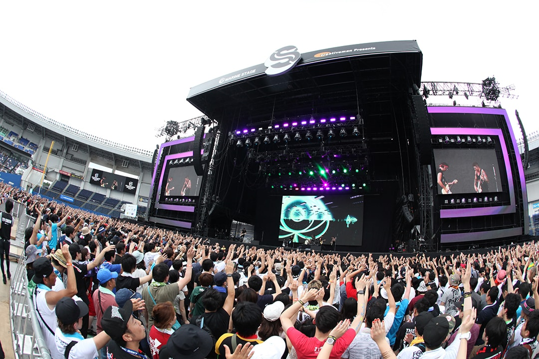 Recommended Point of SUMMER SONIC Part 2 ~ Outdoor and Indoor Stages ~