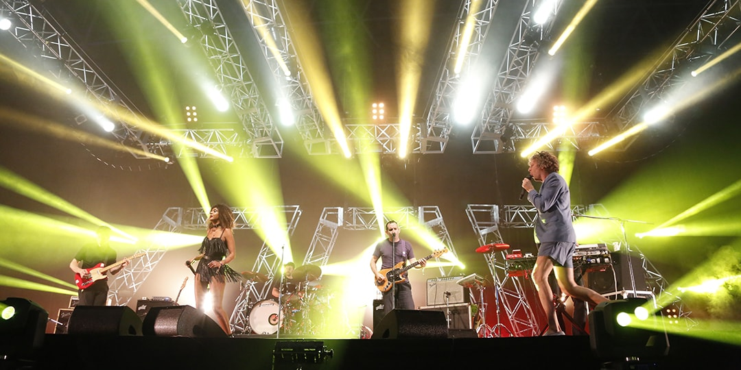 Eve of SUMMER SONIC for Party People to Dance a Night Away