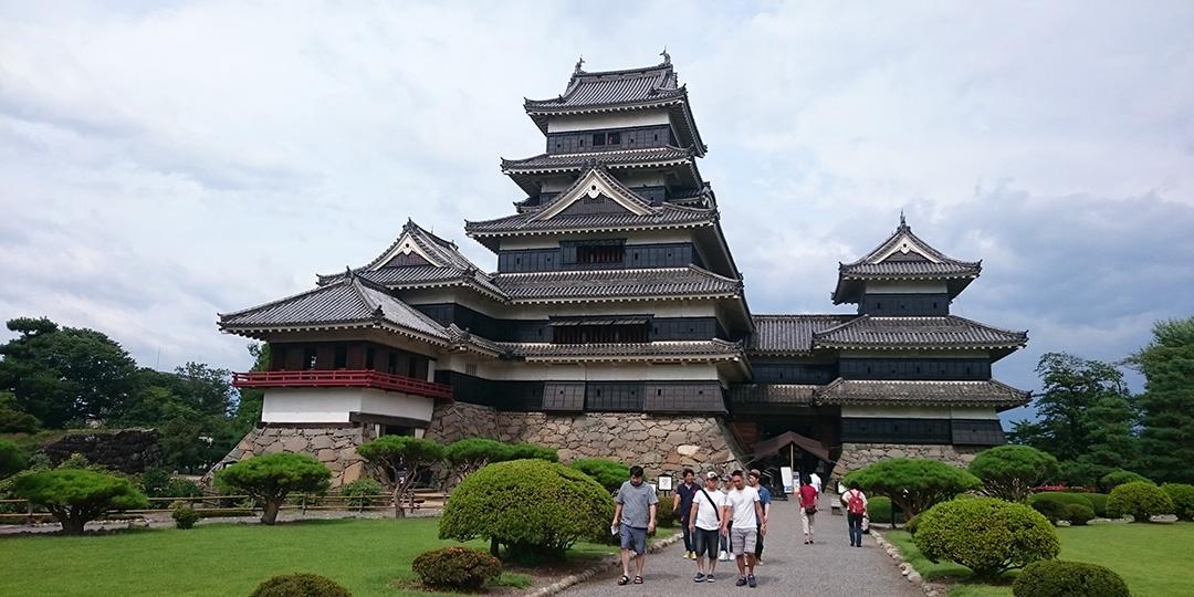 일본의 성 톱 5