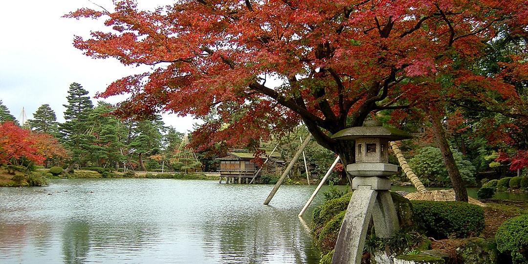日本庭園を味わおう 名庭園5選