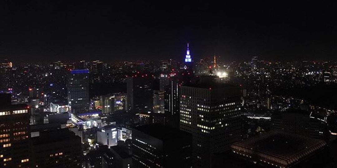 主题各异高贵奢华得东京住宿酒店4选