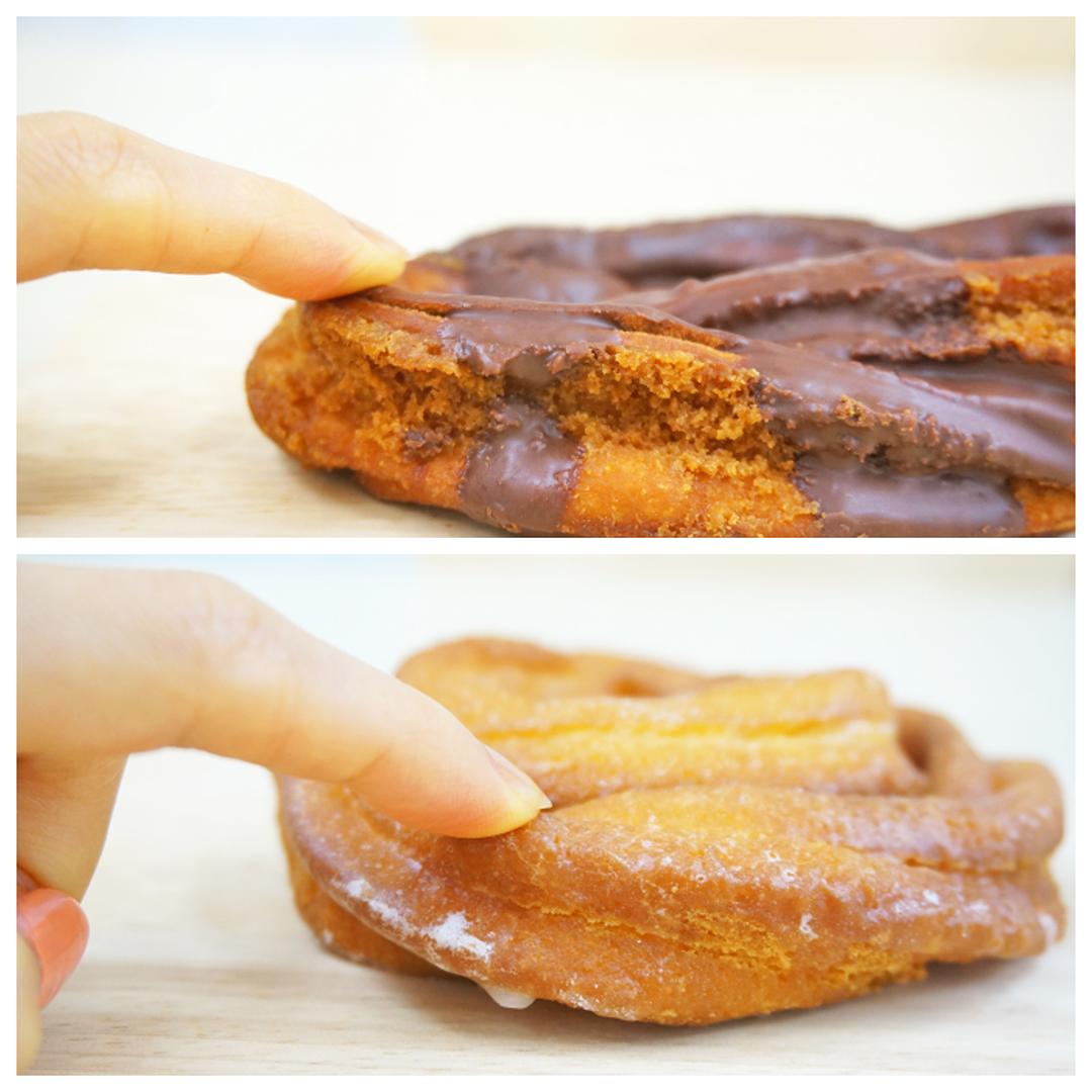 マンハッタンVSローズネットクッキー【硬さ編】