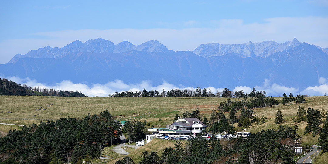 雲海&星空を望む。高原の宿で絶景ツアーを体験!