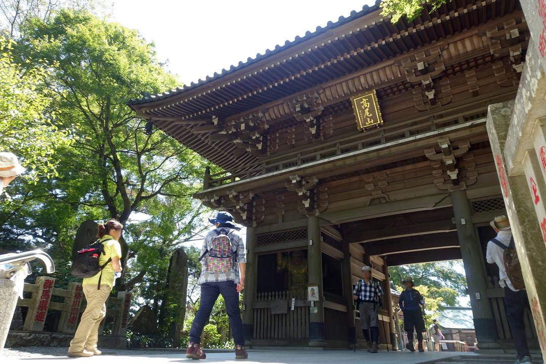 威風堂々! 古刹「薬王院」で日本らしさを堪能する