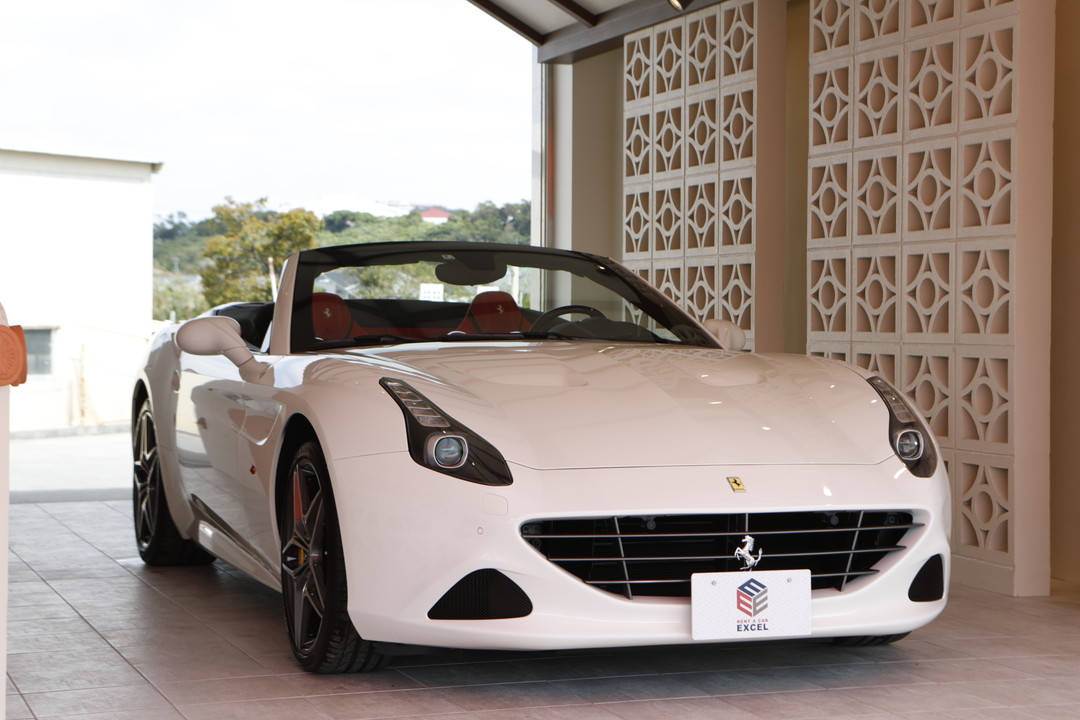 [Recommended car①]Ferrari California T