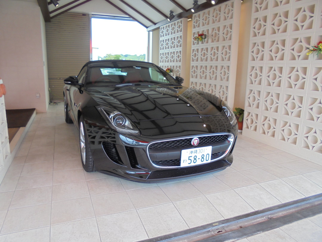 [Recommended car②]Jaguar F-type
