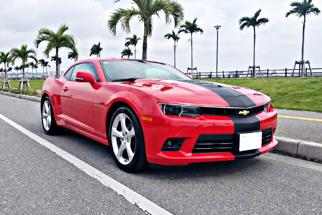 [Recommended car①]Chevrolet Camaro LT-RS