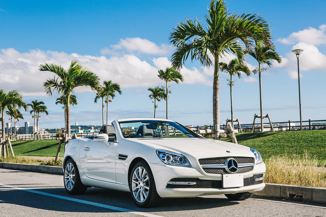 [Recommended car②]Mercedes Benz SLK