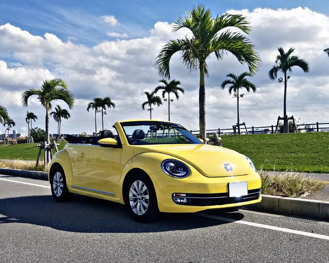 [Recommended car④]Volkswagen Beetle Cabriolet