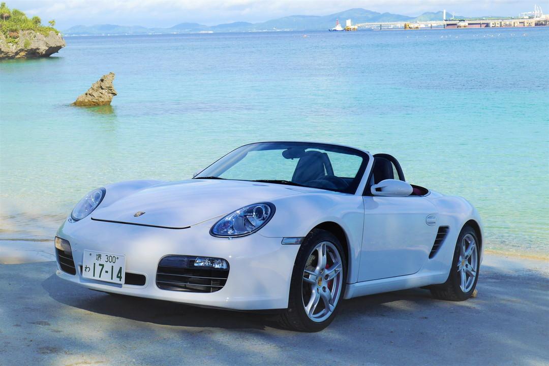 [Recommended car①]Porsche Boxter S