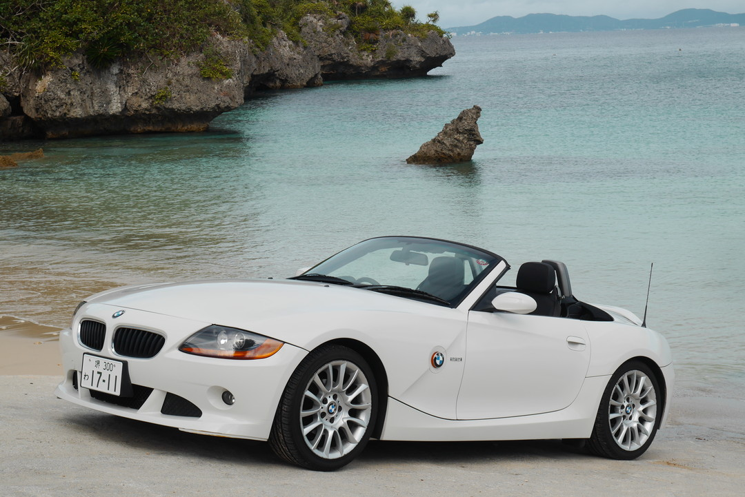 [Recommended car②]BMW Z4
