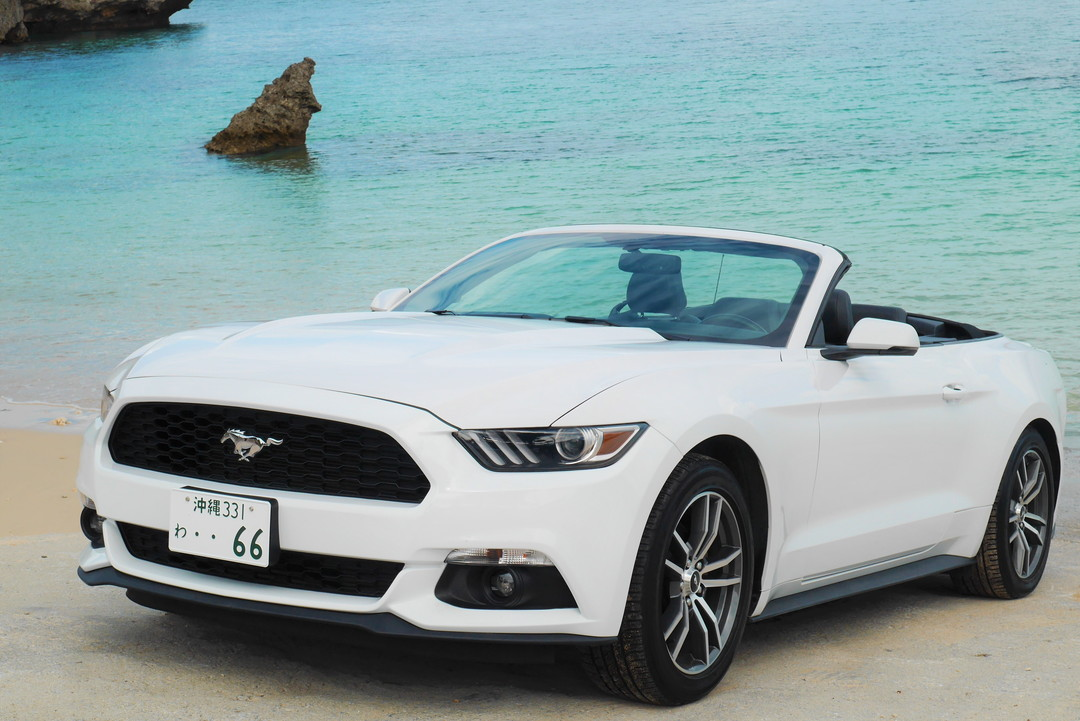 [Recommended car③]Ford Mustang