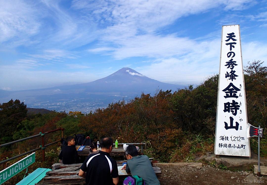Mt. Kintoki (Mt. Ashigara)