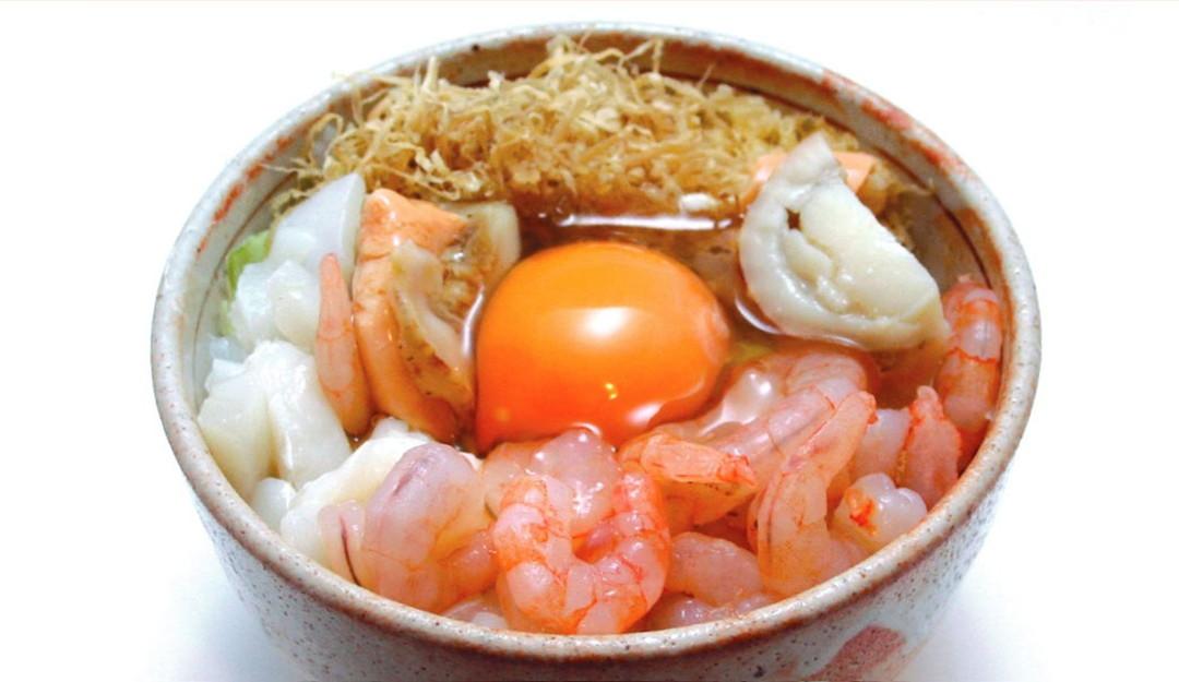 Monjayaki at Rokumonsen