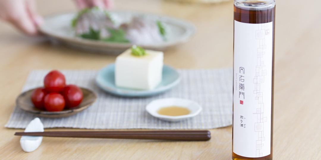 """伝統を""""いま""""にアレンジ。粋な万能調味料"""