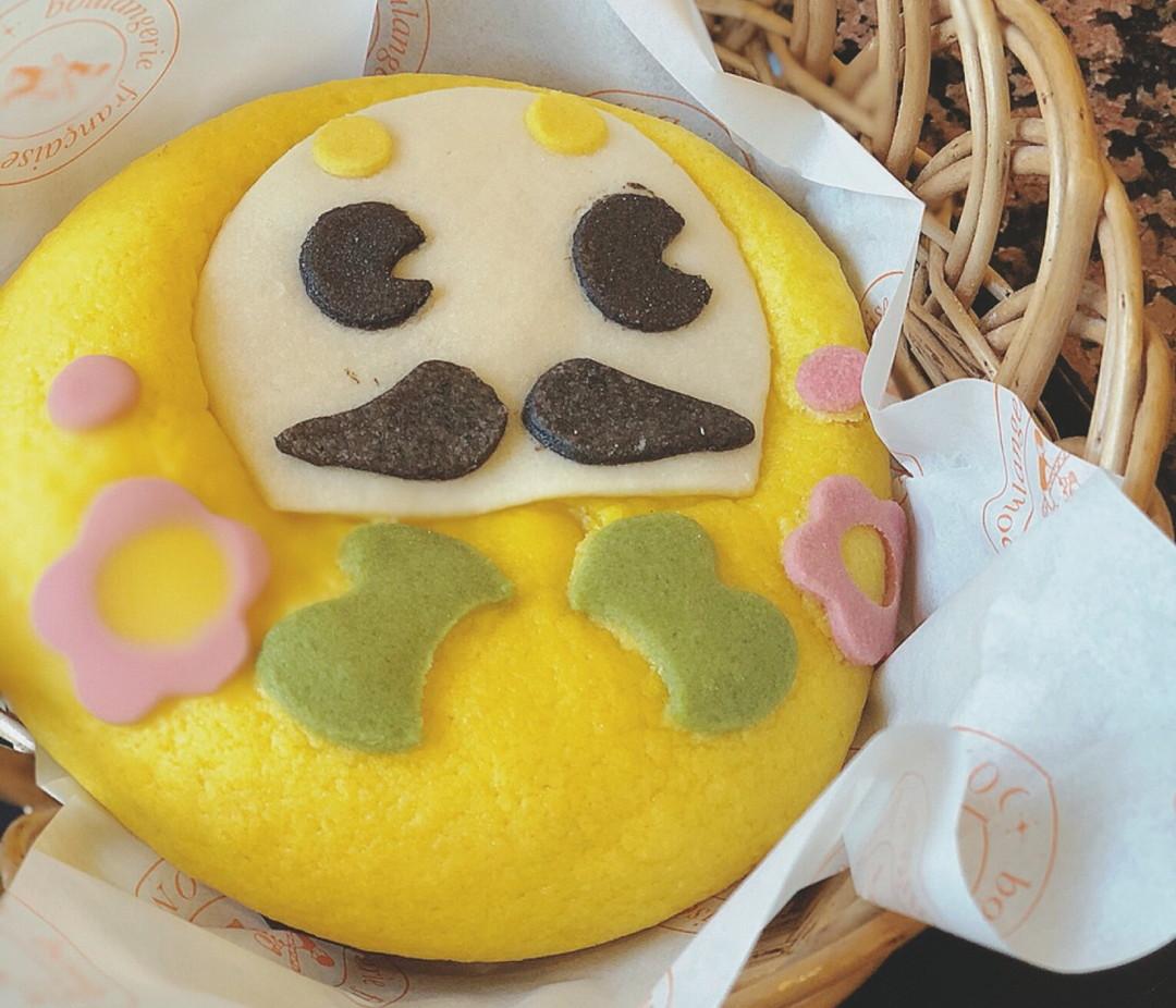 Hyakkuman bread – DONQ inside Kanazawa Station