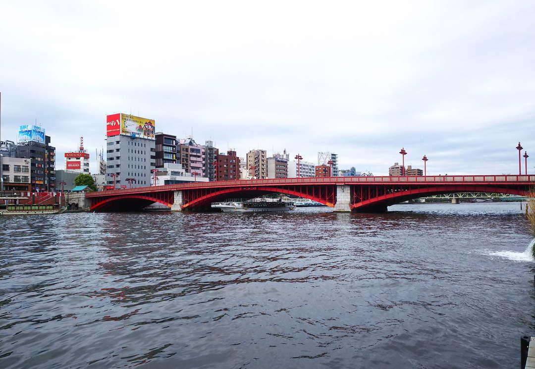 Azuma-bashi Bridge (1774)