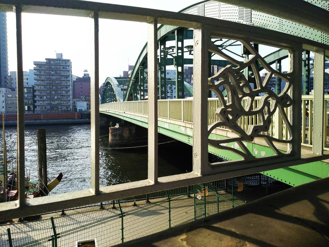 Umaya-bashi Bridge  (1874)