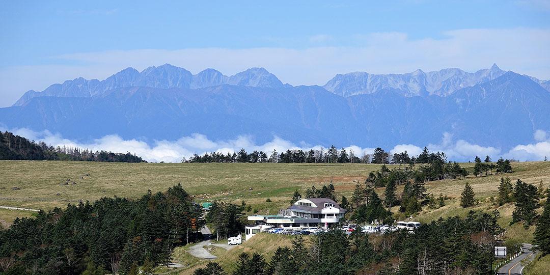 眺望雲海和星空。在高原旅館體驗絕景旅行!