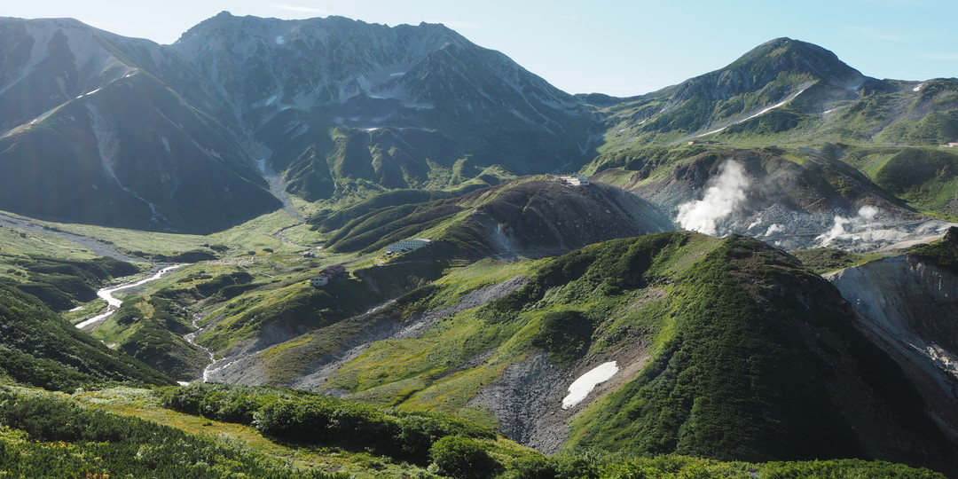 日本五大最佳山景