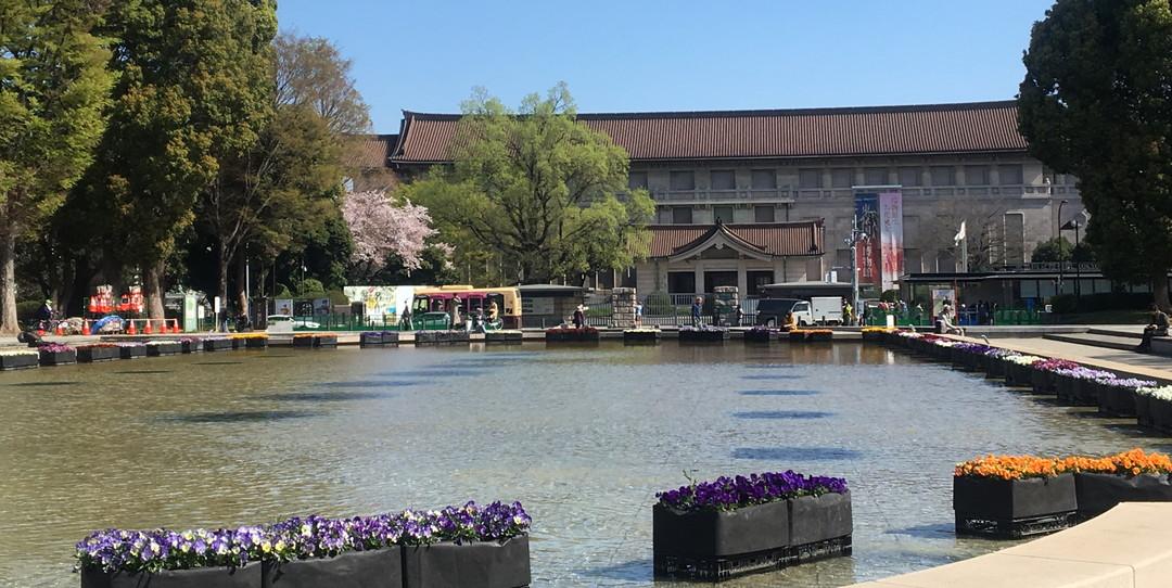 五个公园展现东京的五方面