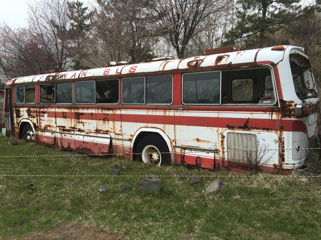 (加碼)來自地獄的巴士,帶學童們前往來自地獄的幼稚園。