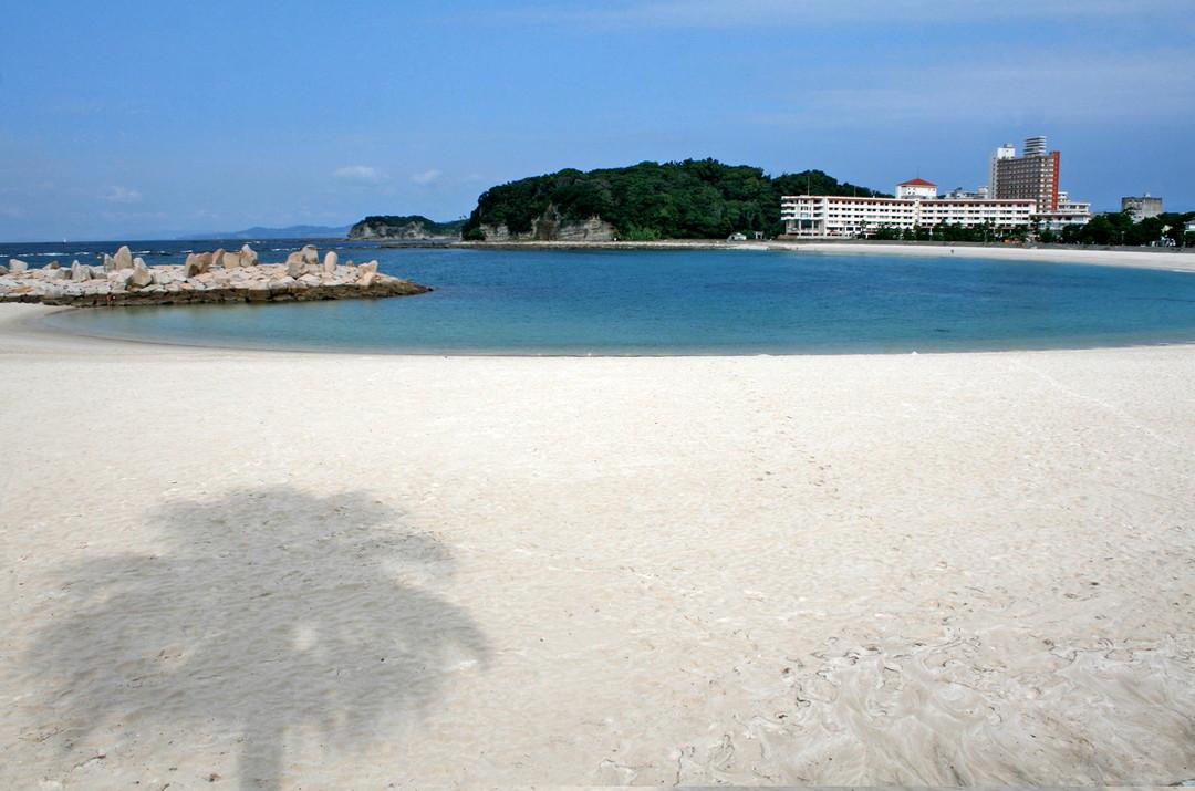 白濱海灘(伊豆)