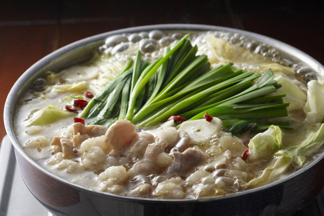 博多牛腸火鍋