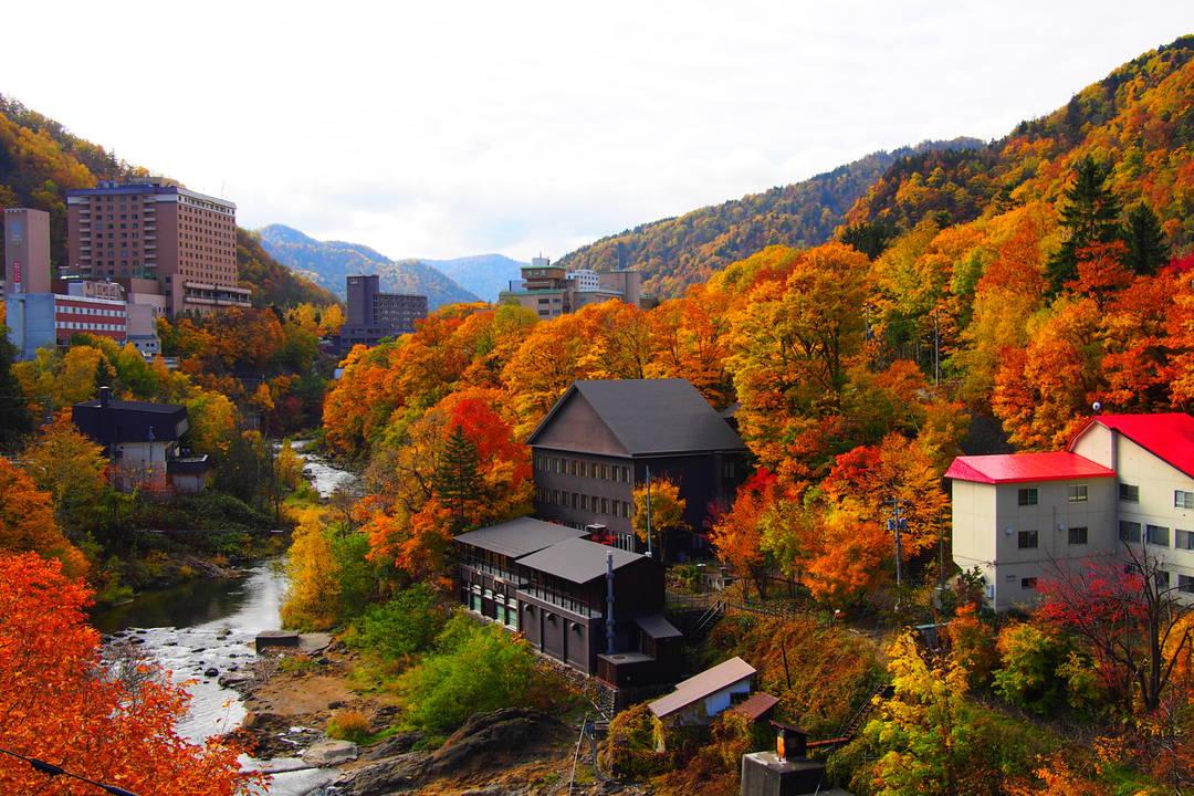 [Jozankei Spa] A spa town near the heart of Sapporo!