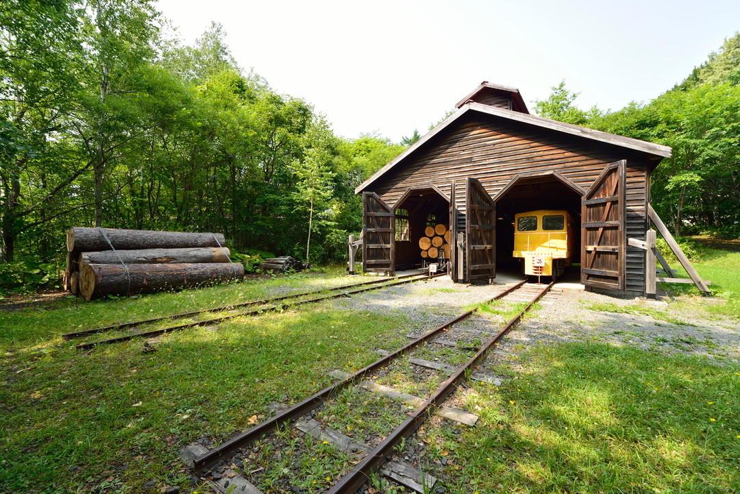 可感受到明治時代的馬車鐵道與馬拉雪撬!【北海道開拓村】