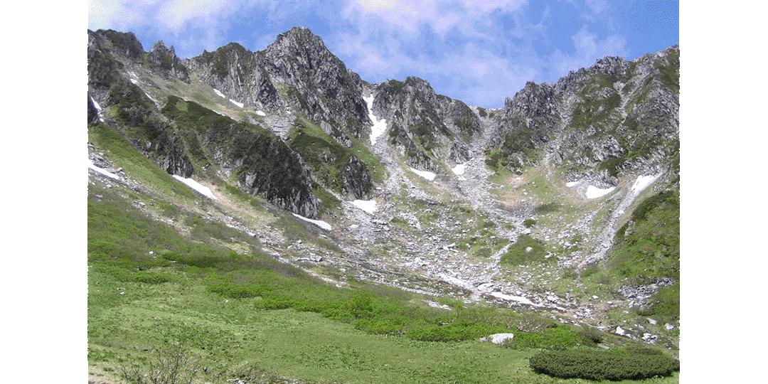 这里时冰河时代形成的低洼地!? 在千畳敷圆形山谷中亲身体验阿尔卑斯山壮观的大自然景观