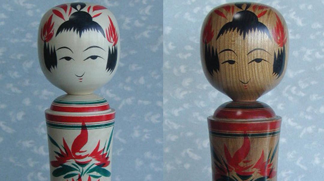 傳統的形狀也可以成為時尚的家飾品。可愛的「鳴子木形子」