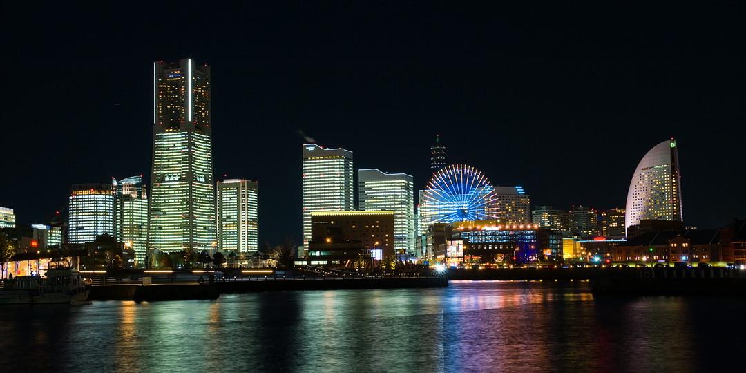 【橫濱港灣未來21】如閃亮寶石般的美麗!在夜景景點度過浪漫時刻