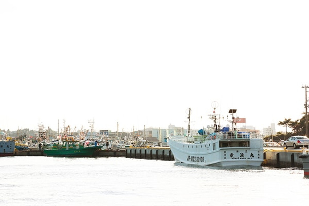 Sendai has ready access to fresh seafood