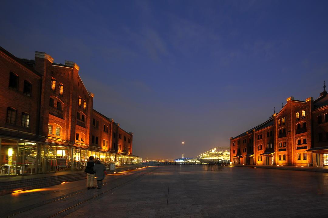 """Yokohama boasts a historic building! """"Yokohama Red Brick Warehouse"""""""