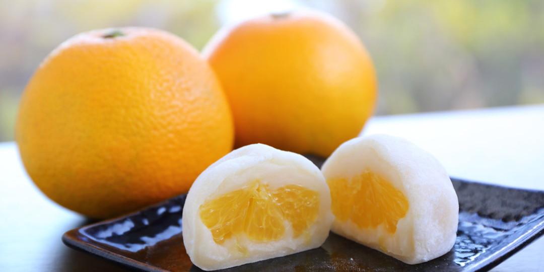 溫柔包裹瀨戶內水果的「八朔大福」