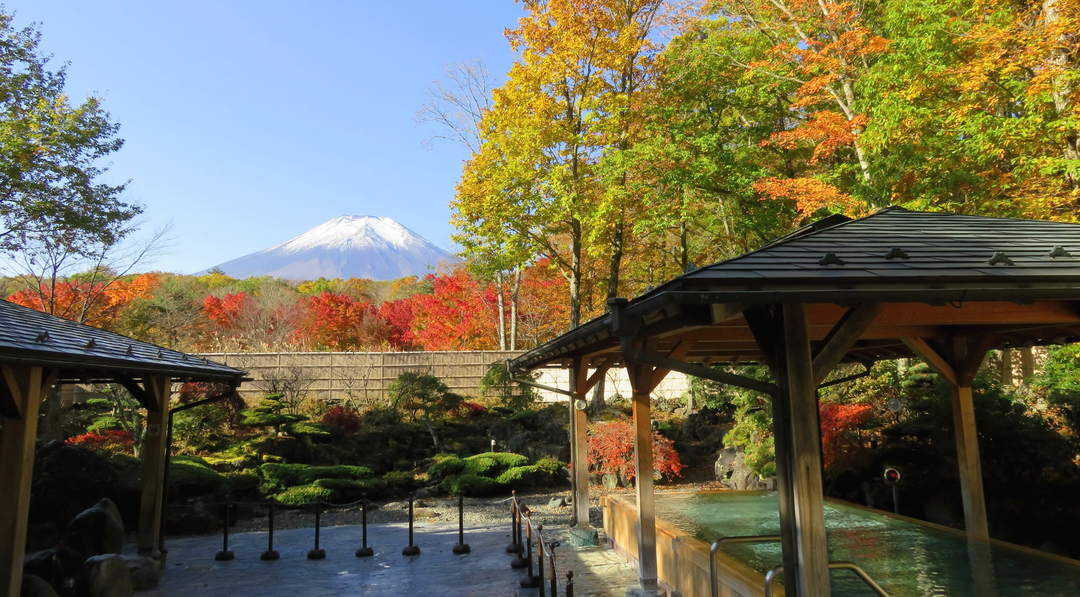 【関東近郊】温泉×紅葉の贅沢時間!秋ならではの紅葉露天風呂5選