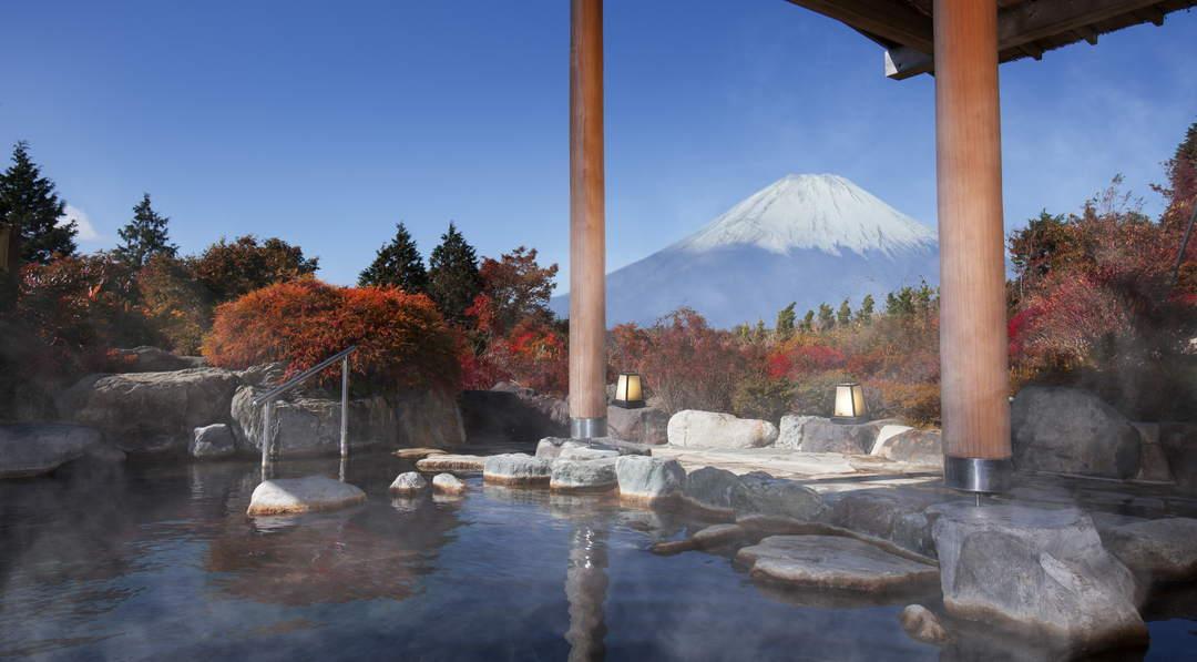 【仙石原温泉 ホテルグリーンプラザ箱根】富士山の眺望は箱根でも随一!