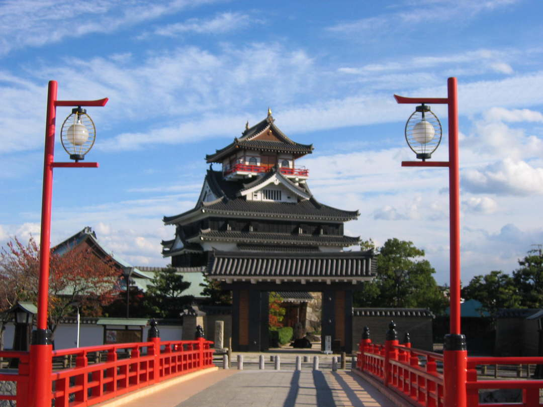 A spot to drop by #1 【Kiyosu Castle】