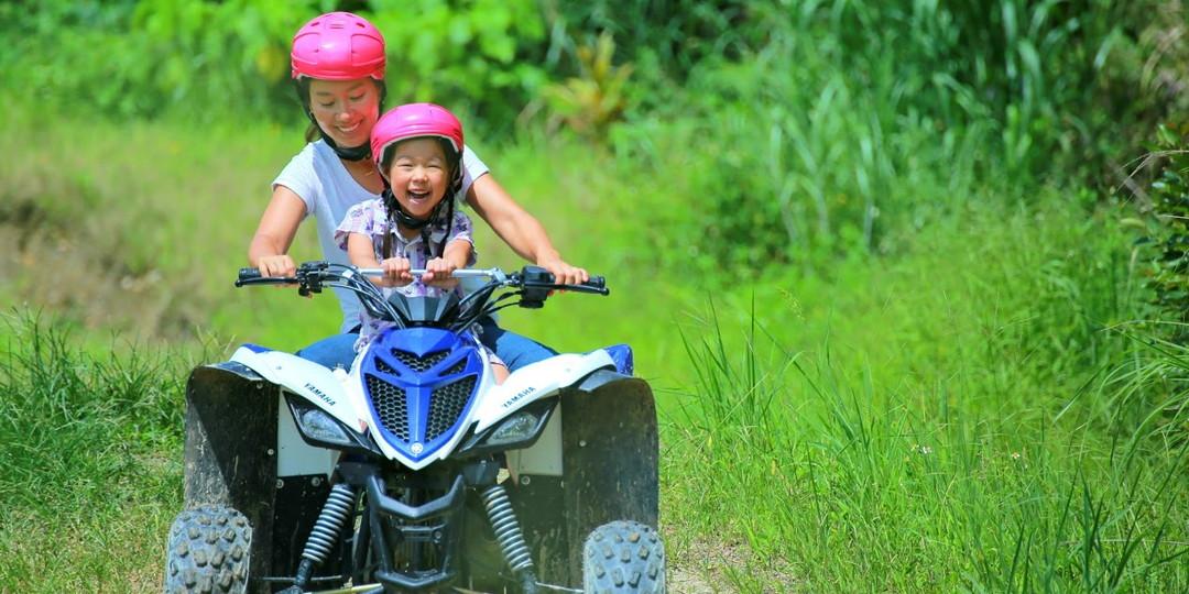 "Let's go on an adventure in the ""mountains"" of Okinawa!! ""Dokidoki Yanbarutre"""