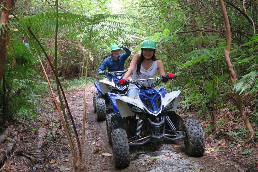 【Northern Nago Yanbaru】 Buggy Ride Tour