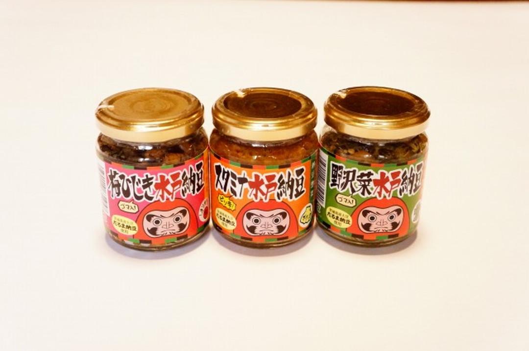 Flavored Natto to find new delicious taste