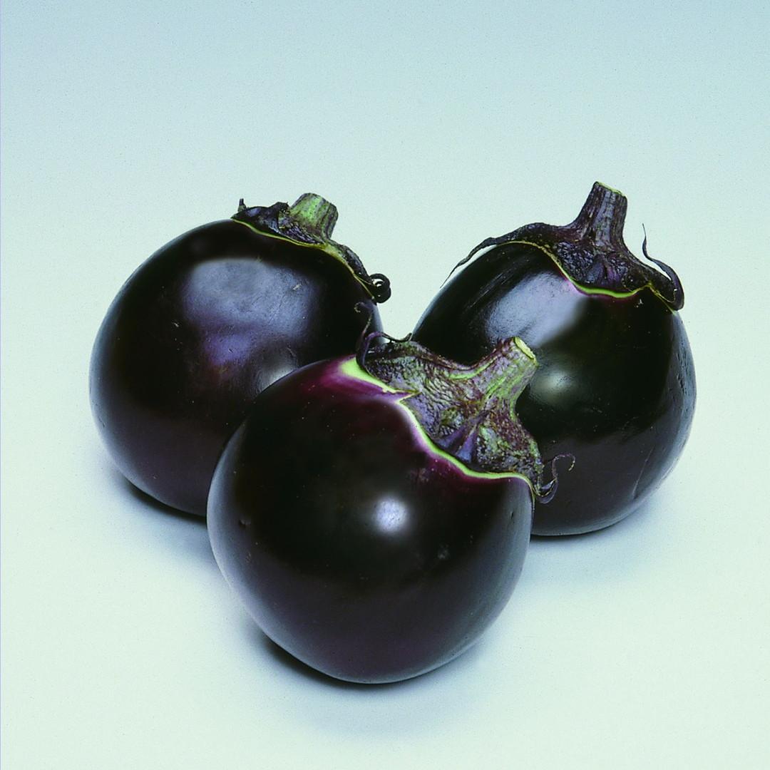 Kamo-Nasu Eggplants