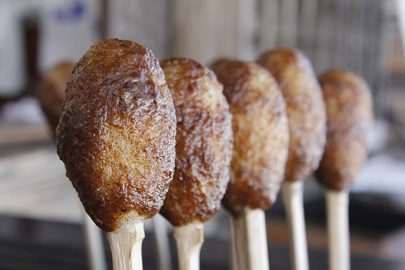 """""""Shingoro"""" recommended for snacks"""