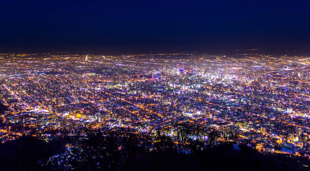 【日本新三大夜景/札幌】見とれてしまう美しさ!素敵な夜景スポット5選